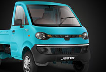Blue Jeeto Front View